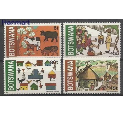 Znaczek Botswana 1982 Mi 291-294 Czyste **