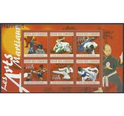 Komory 2010 Mi ark2747-2752 Czyste **