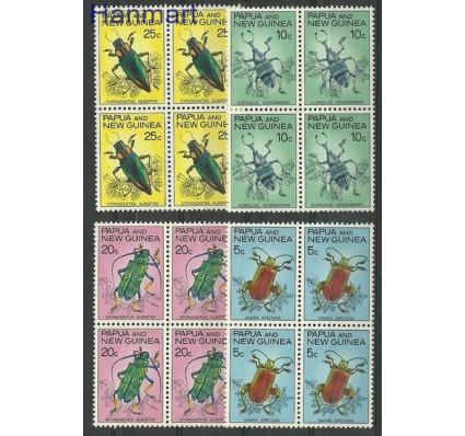 Znaczek Papua Nowa Gwinea 1967 Mi vie111-114 Czyste **