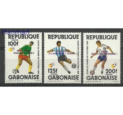 Znaczek Gabon 1982 Mi 833-835 Czyste **
