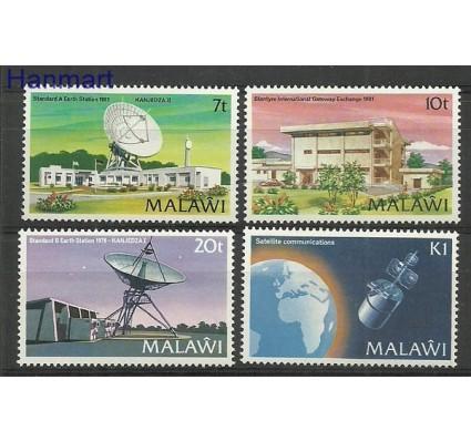 Znaczek Malawi 1981 Mi 360-363 Czyste **
