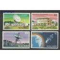 Malawi 1981 Mi 360-363 Czyste **