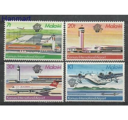Znaczek Malawi 1983 Mi 401-404 Czyste **