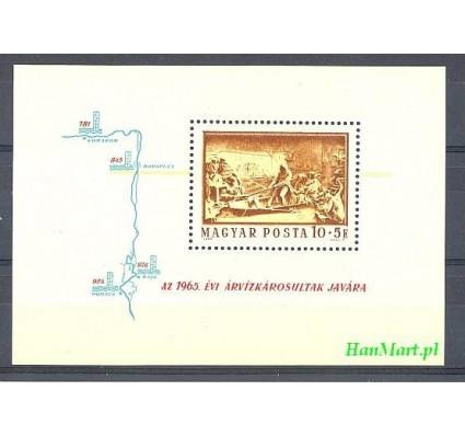 Węgry 1965 Mi bl 49 Czyste **