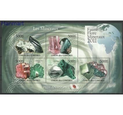 Komory 2011 Mi ark2944-2948 Czyste **