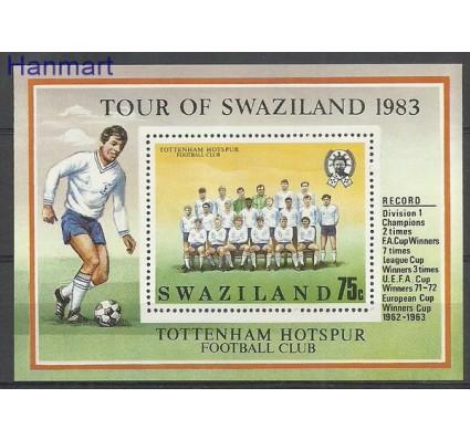 Znaczek Suazi 1983 Mi bl7 Czyste **
