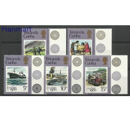 Znaczek Tristan da Cunha 1980 Mi mar274-278 Czyste **