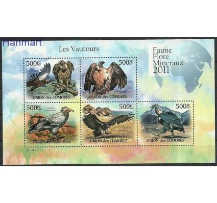 Znaczek Komory 2011 Mi ark3028-3032 Czyste **