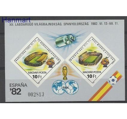 Węgry 1982 Mi bl155B Czyste **