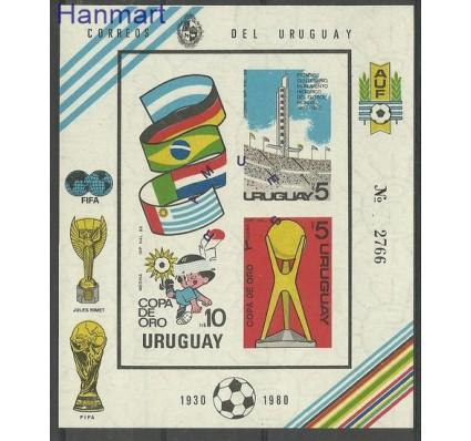Znaczek Urugwaj 1980 Mi spebl50 Czyste **