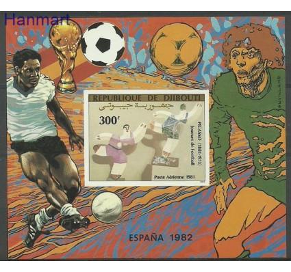 Dżibuti 1981 Mi bl45B Czyste **