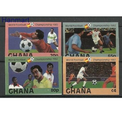 Ghana 1982 Mi 945-948B Czyste **