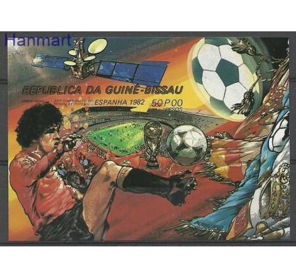 Gwinea Bissau 1982 Mi bl222B Czyste **