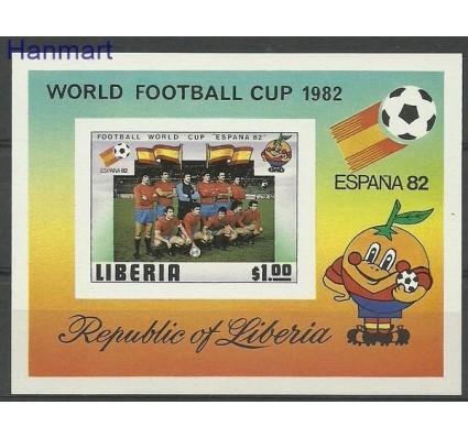 Liberia 1981 Mi bl96B Czyste **