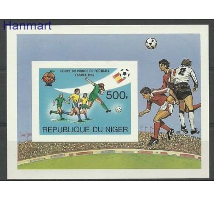 Znaczek Niger 1981 Mi bl34B Czyste **