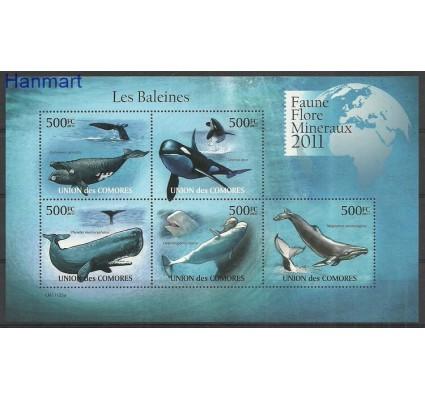 Komory 2011 Mi ark3063-3067 Czyste **
