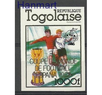 Togo 1980 Mi 1499B Czyste **