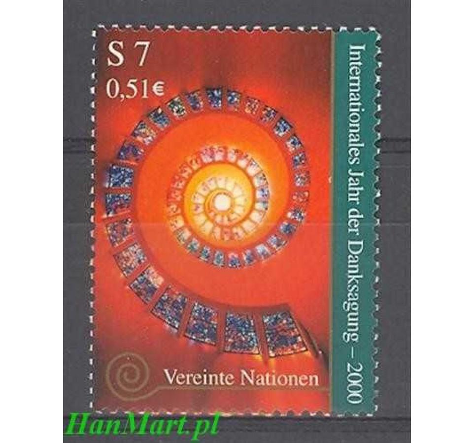 Narody Zjednoczone Wiedeń 2000 Mi 302 Czyste **