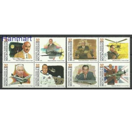 Znaczek Mikronezja 1995 Mi vie406-413 Czyste **
