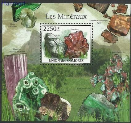 Komory 2011 Mi bl612 Czyste **