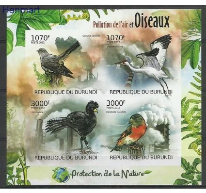 Znaczek Burundi 2012 Mi ark2565-2568B Czyste **