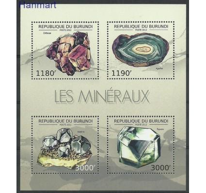 Burundi 2012 Mi ark2733-2736 Czyste **