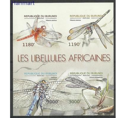 Burundi 2012 Mi ark2773-2777B Czyste **