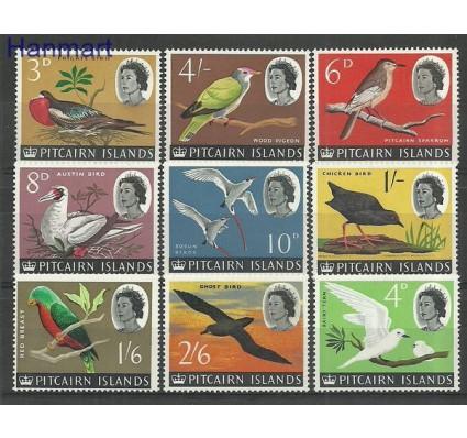 Znaczek Pitcairn 1964 Mi 42-50 Czyste **