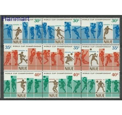 Znaczek Niue 1981 Mi dre424-432 Czyste **