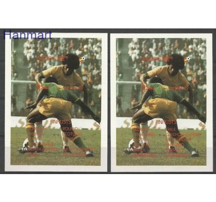 Znaczek Bhutan 1982 Mi bl87-88B Czyste **