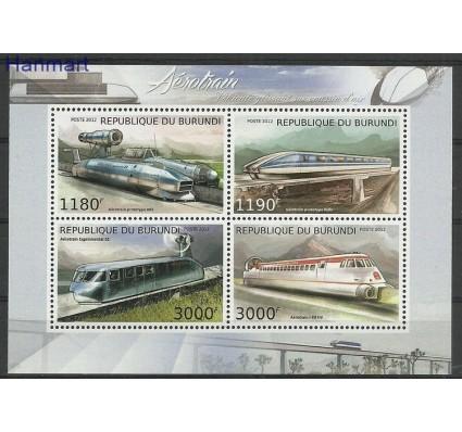 Burundi 2012 Mi ark2943-2946 Czyste **