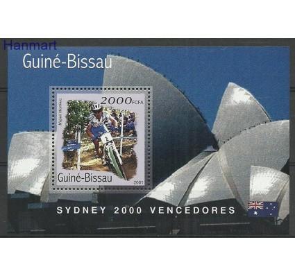Znaczek Gwinea Bissau 2001 Mi bl305 Czyste **