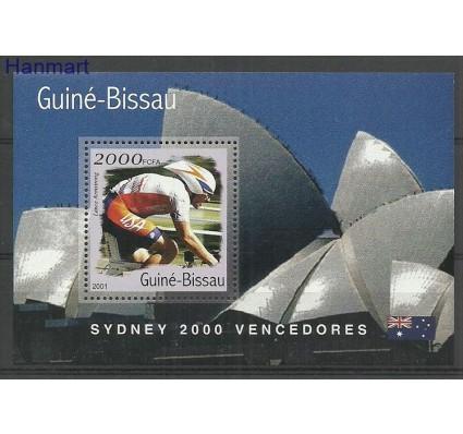 Znaczek Gwinea Bissau 2001 Mi bl306 Czyste **