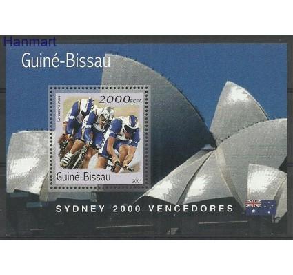 Znaczek Gwinea Bissau 2001 Mi bl307 Czyste **