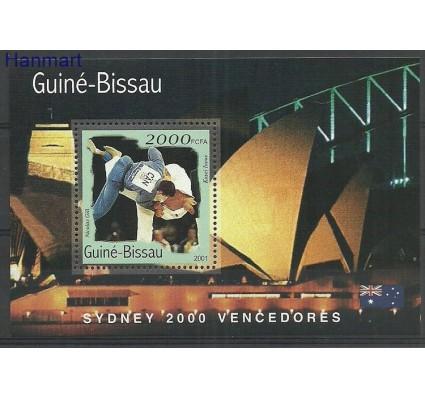 Znaczek Gwinea Bissau 2001 Mi bl308 Czyste **