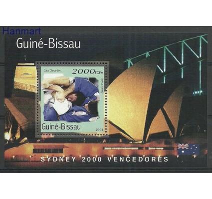 Znaczek Gwinea Bissau 2001 Mi bl309 Czyste **