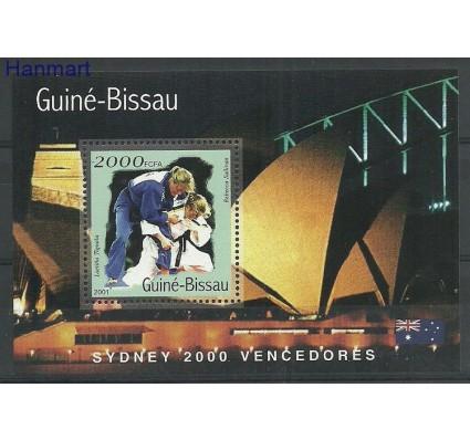 Znaczek Gwinea Bissau 2001 Mi bl310 Czyste **