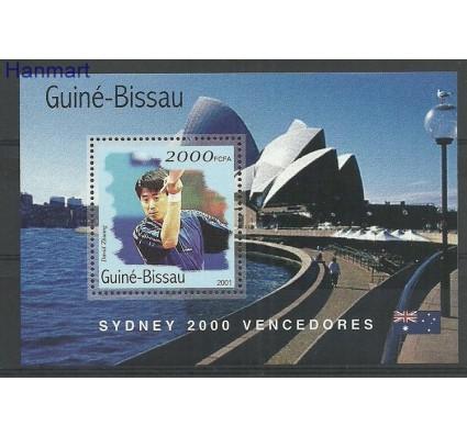 Znaczek Gwinea Bissau 2001 Mi bl313 Czyste **