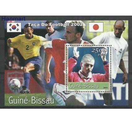 Znaczek Gwinea Bissau 2001 Mi bl315 Czyste **