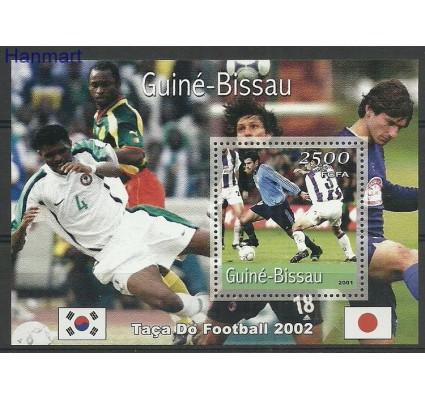Znaczek Gwinea Bissau 2001 Mi bl316 Czyste **