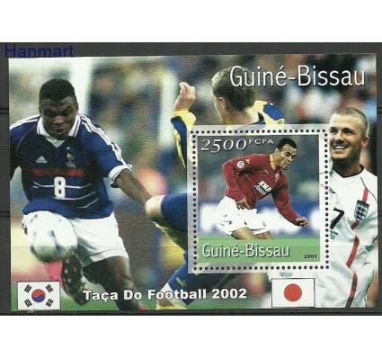 Gwinea Bissau 2001 Mi bl317 Czyste **