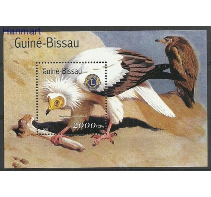 Znaczek Gwinea Bissau 2001 Mi bl325 Czyste **