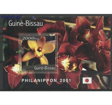 Znaczek Gwinea Bissau 2001 Mi bl328 Czyste **
