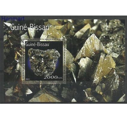 Gwinea Bissau 2001 Mi bl332 Czyste **
