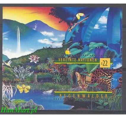 Narody Zjednoczone Wiedeń 1998 Mi bl 9 Czyste **