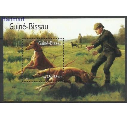 Gwinea Bissau 2001 Mi bl336 Czyste **