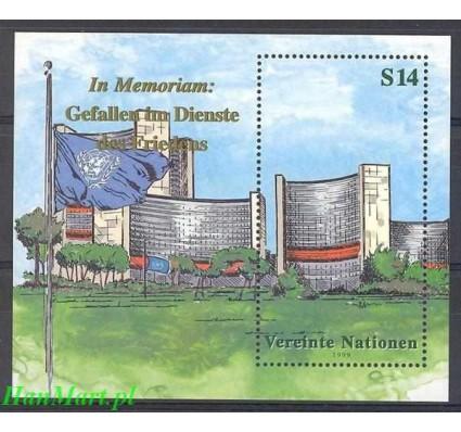 Narody Zjednoczone Wiedeń 1999 Mi bl 11 Czyste **