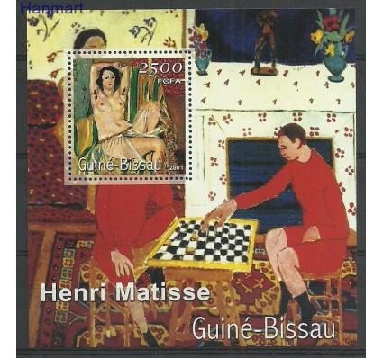 Gwinea Bissau 2001 Mi bl342 Czyste **