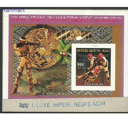 Znaczek Mali 1996 Mi speblD98 Czyste **