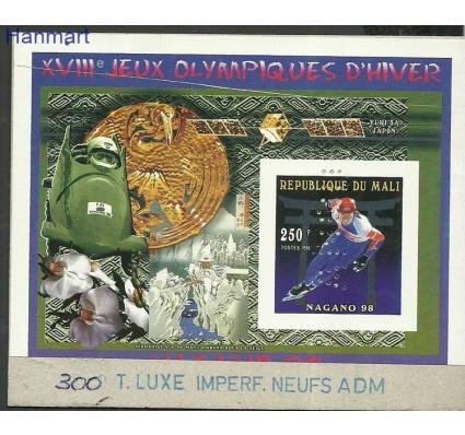 Znaczek Mali 1996 Mi speblA98 Czyste **